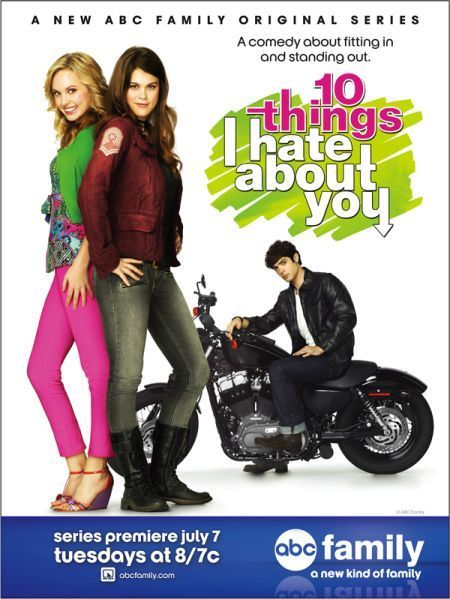 Watch Movie 10 Things I Hate About You - Season 1