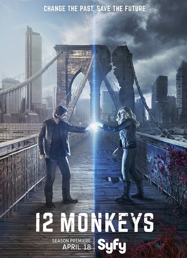 Watch Movie 12 Monkeys - Season 2