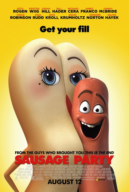 Watch Movie [16+] Sausage Party