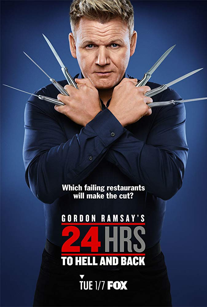 Watch Movie 24 Hours to Hell and Back - Season 1