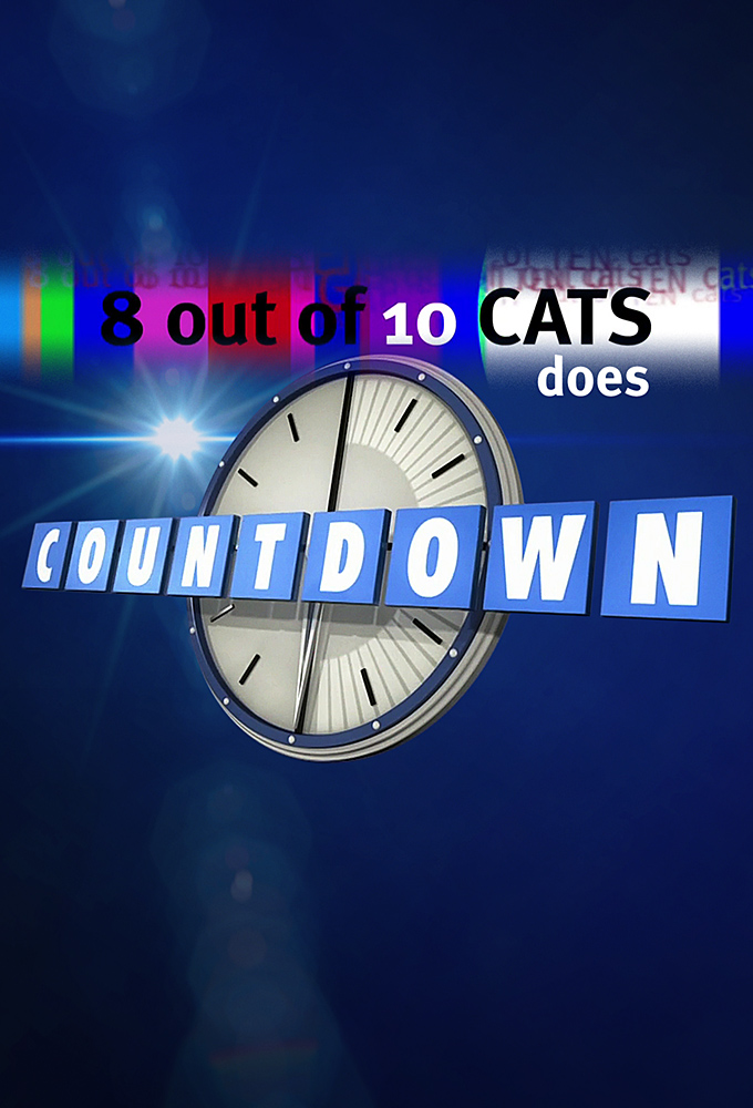Watch Movie 8 Out Of 10 Cats Does Countdown - Season 18