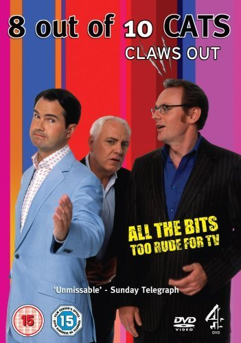 Watch Movie 8 Out of 10 Cats - Season 3