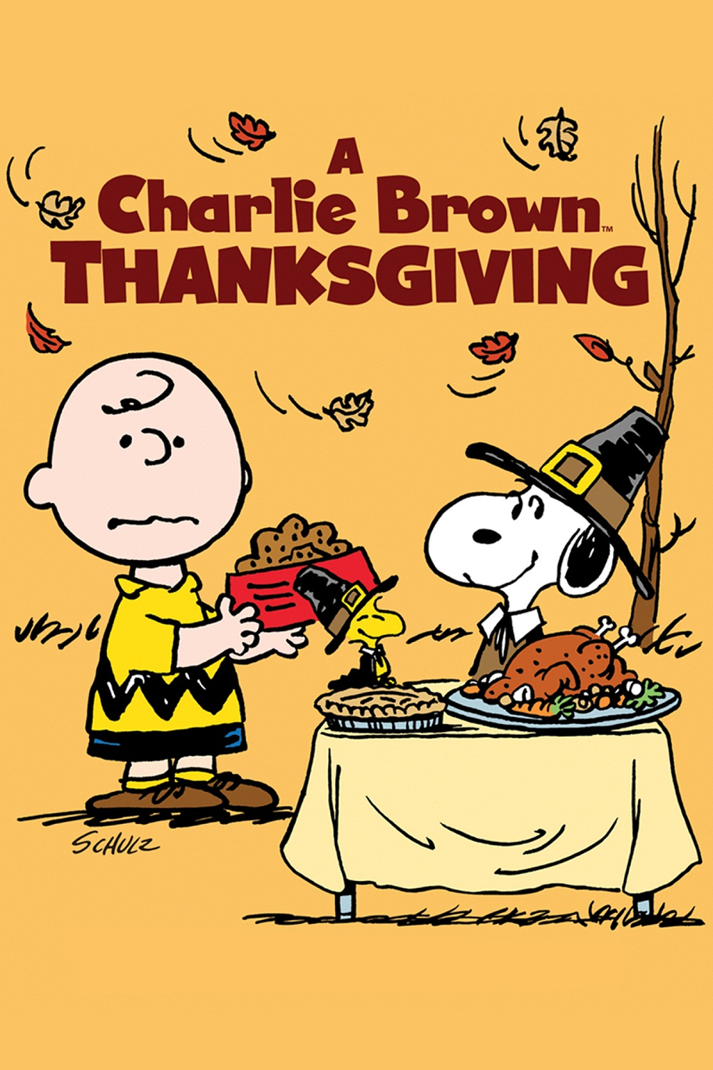 Watch Movie A Charlie Brown Thanksgiving