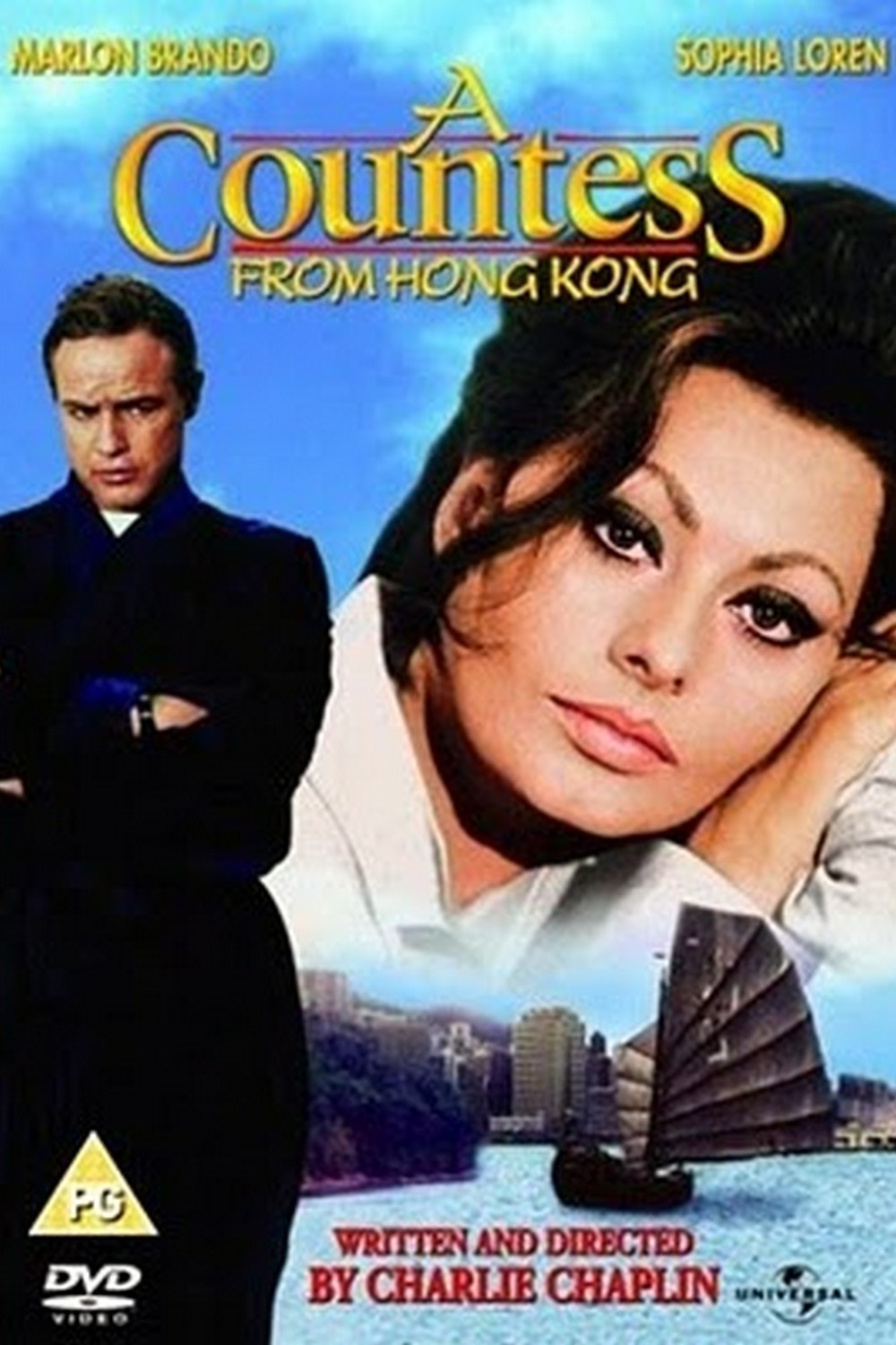 Watch Movie A Countess from Hong Kong