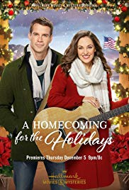 Watch Movie A Homecoming for the Holidays