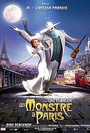 Watch Movie A Monster in Paris