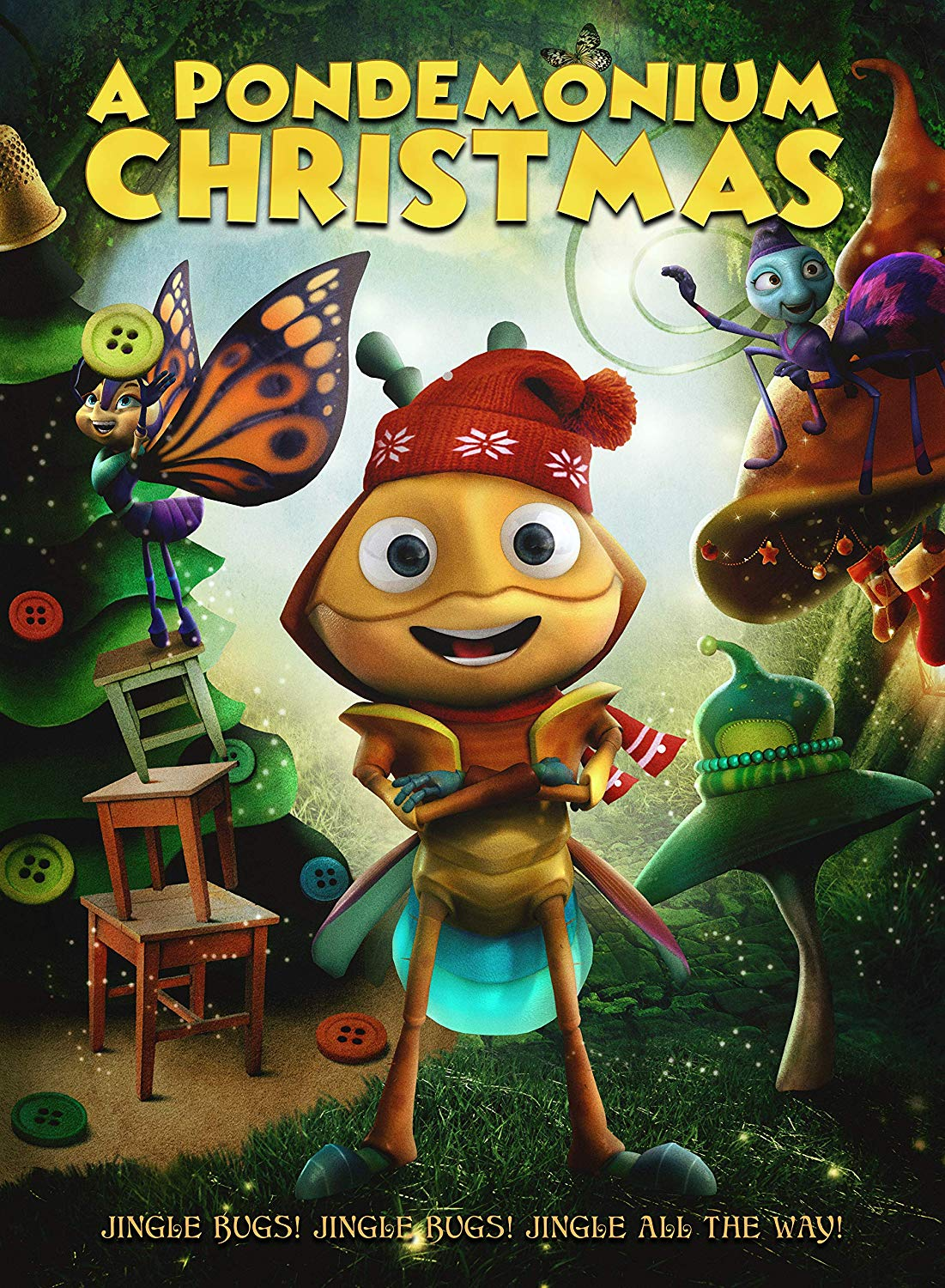 Watch Movie A Pondemonium Christmas