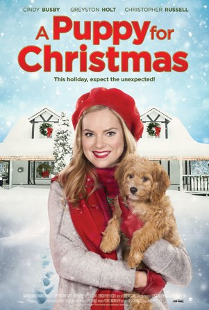 Watch Movie A Puppy for Christmas