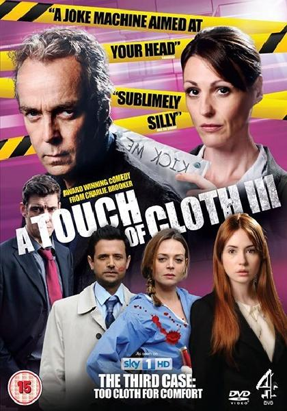 Watch Movie A Touch of Cloth - Season 3
