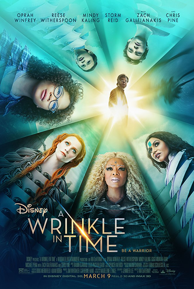 Watch Movie A Wrinkle in Time