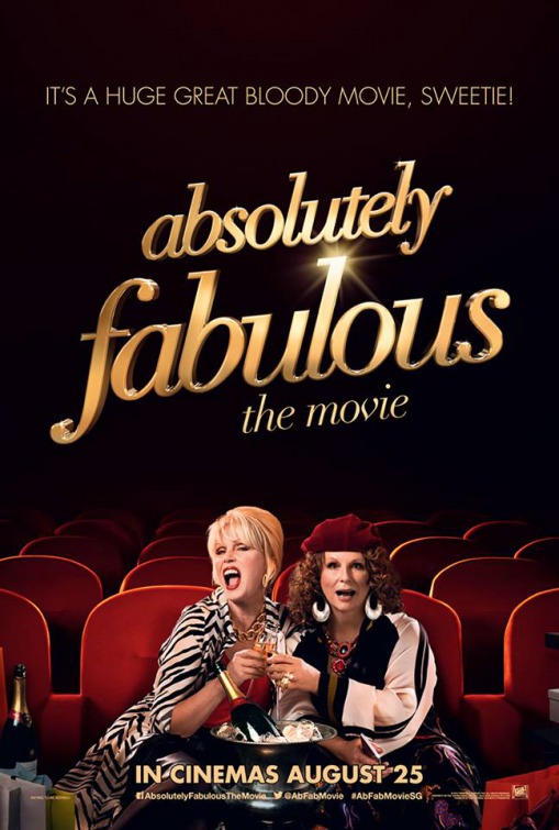 Watch Movie Absolutely Fabulous - Season 6