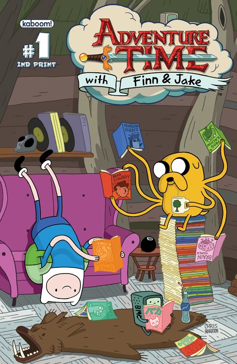 Watch Movie Adventure Time - Season 3