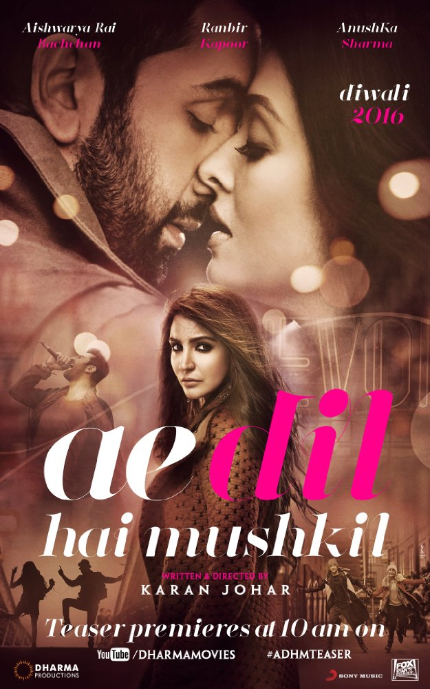 Watch Movie Ae Dil Hai Mushkil