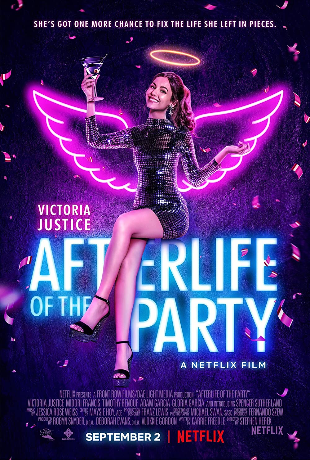 Afterlife of the Party