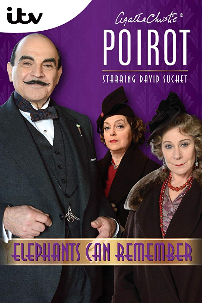 Watch Movie Agatha Christie's Poirot - Season 3