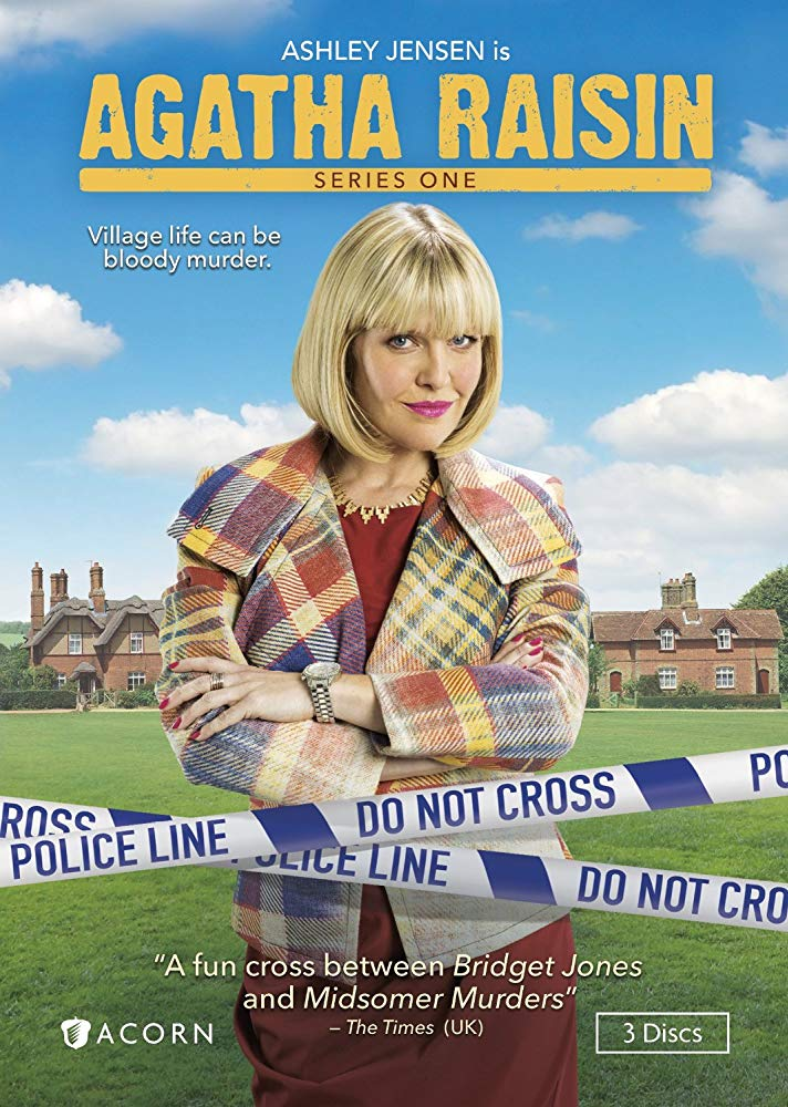 Watch Movie Agatha Raisin - Season 3