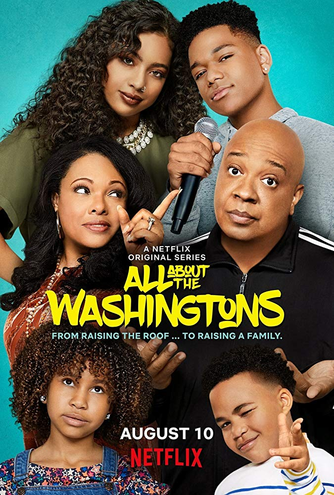 Watch Movie All About the Washingtons - Season 1