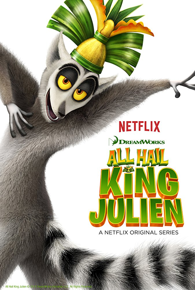 Watch Movie All Hail King Julien - Season 1