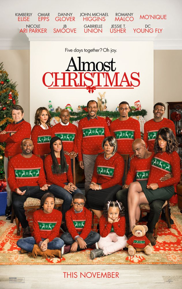 Watch Movie Almost Christmas