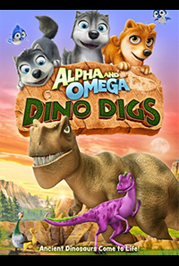 Watch Movie Alpha and Omega Dino Digs