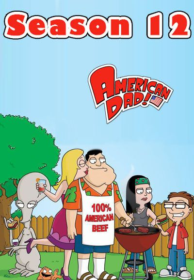 Watch Movie American Dad! - Season 12