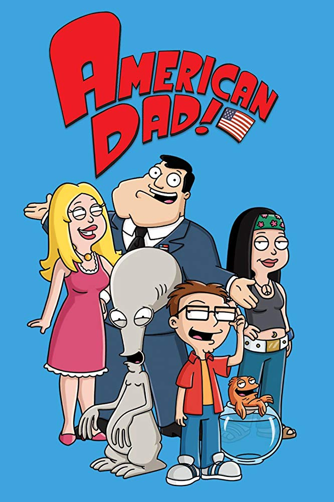 Watch Movie American Dad - Season 3