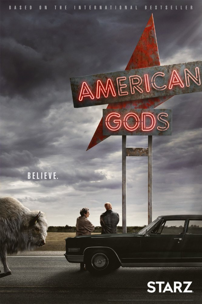 Watch Movie American Gods - Season 1