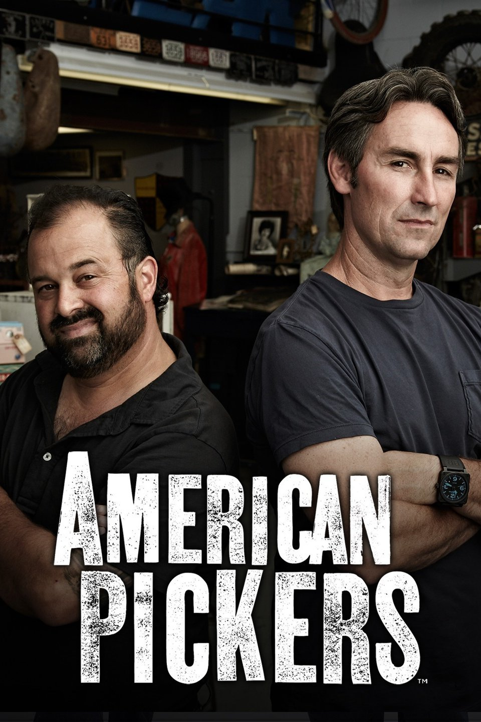 Watch Movie American Pickers - Season 19
