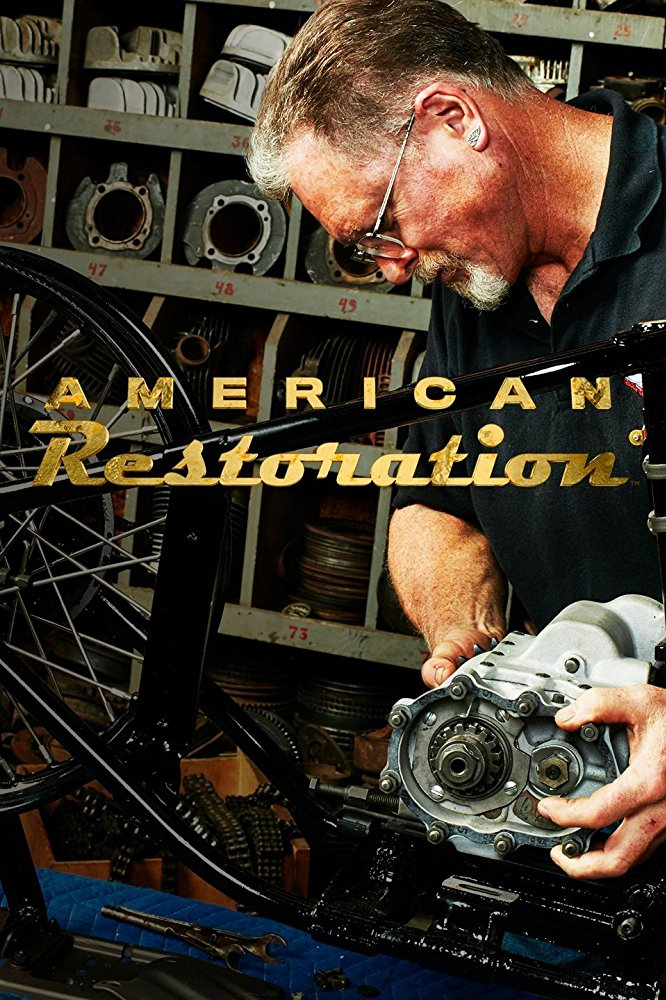 Watch Movie American Restoration - Season 2