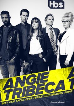 Watch Movie Angie Tribeca - Season 2