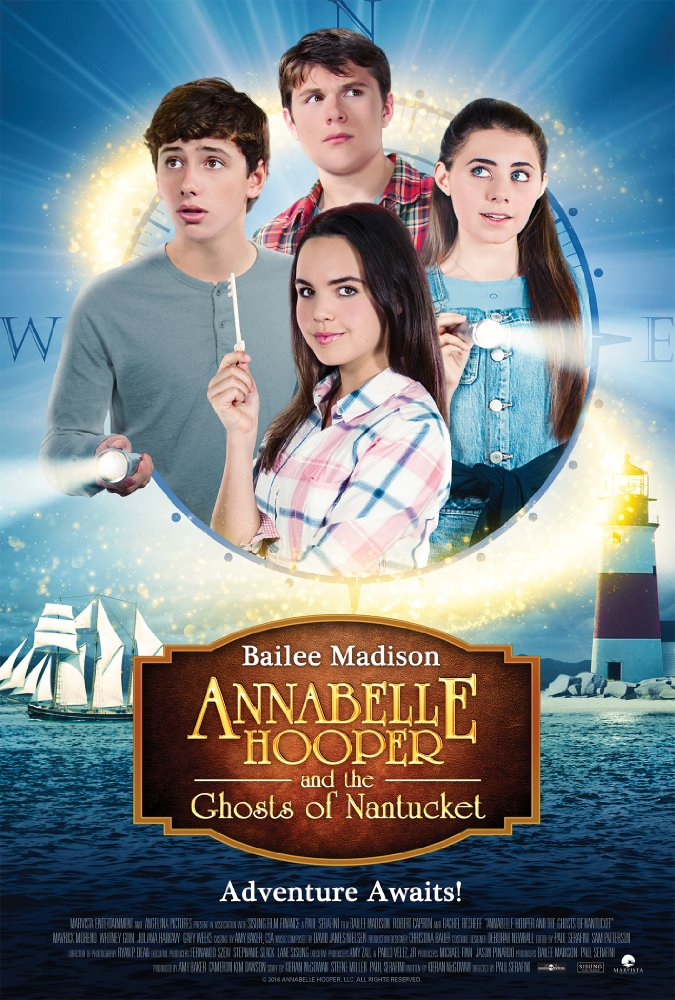 Watch Movie Annabelle Hooper and the Ghosts of Nantucket