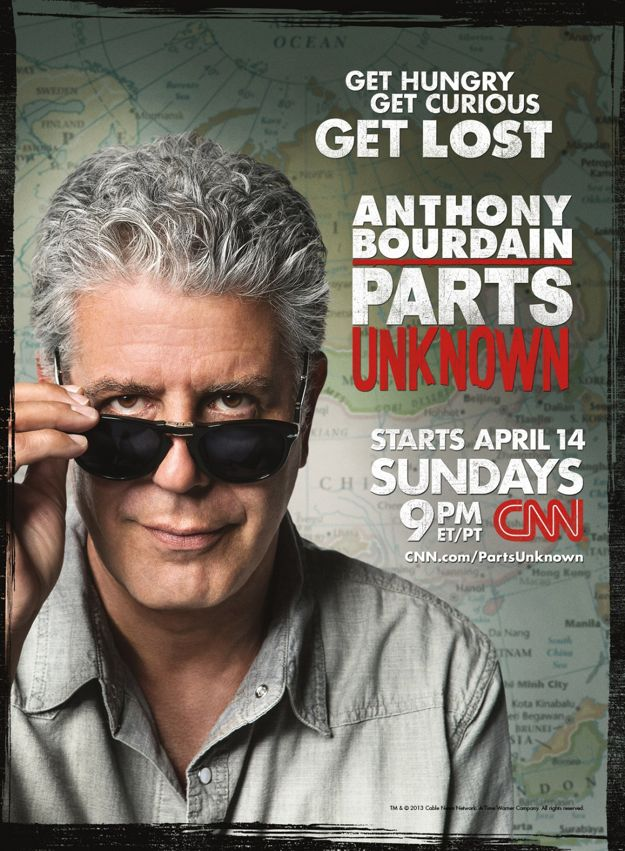 Watch Movie Anthony Bourdain Parts Unknown - Season 4