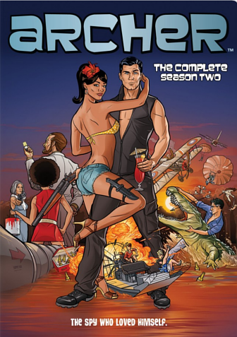 Watch Movie Archer - Season 2