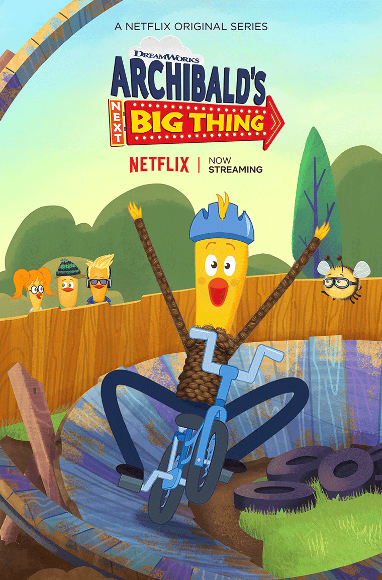 Watch Movie Archibald's Next Big Thing Is Here - Seson 1