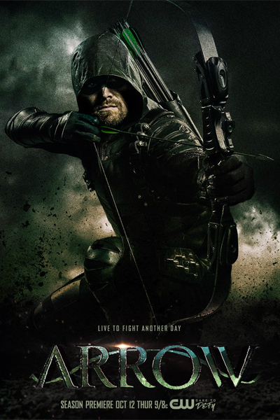 Watch Movie Arrow - Season 6