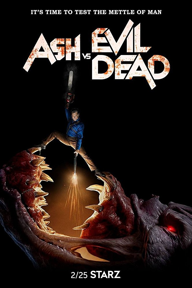 Watch Movie Ash vs. Evil Dead - Season 3