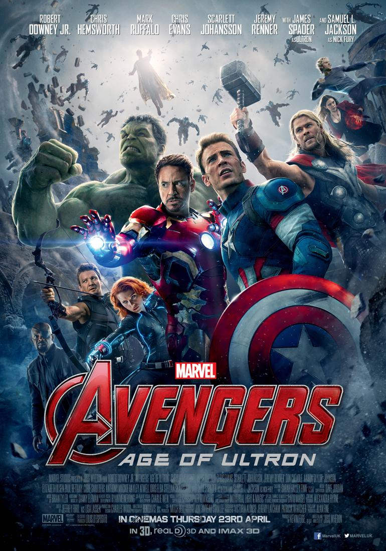 Watch Movie Avengers: Age Of Ultron