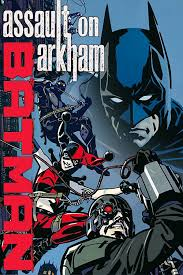 Watch Movie Batman: Assault On Arkham