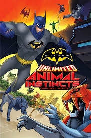 Watch Movie Batman Unlimited: Animal Instincts