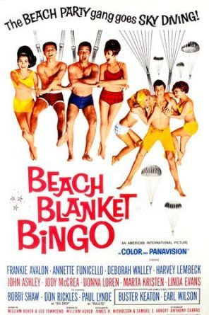 Watch Movie Beach Blanket Bingo