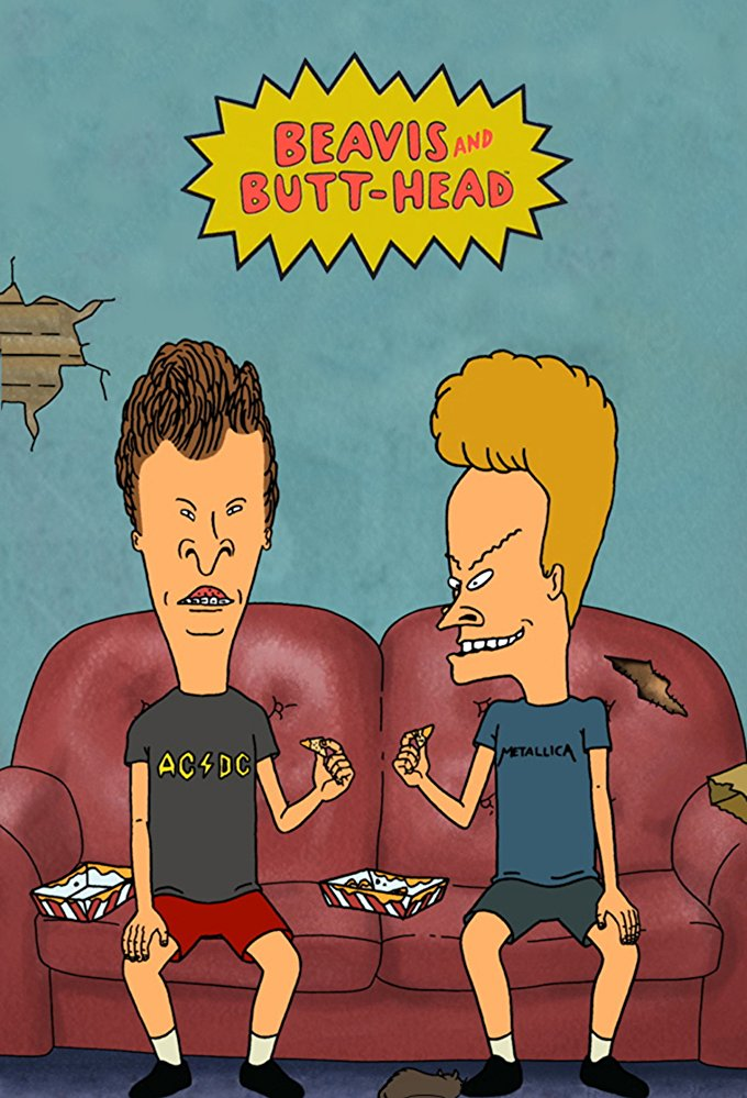 Watch Movie Beavis and Butt-Head - Season 5