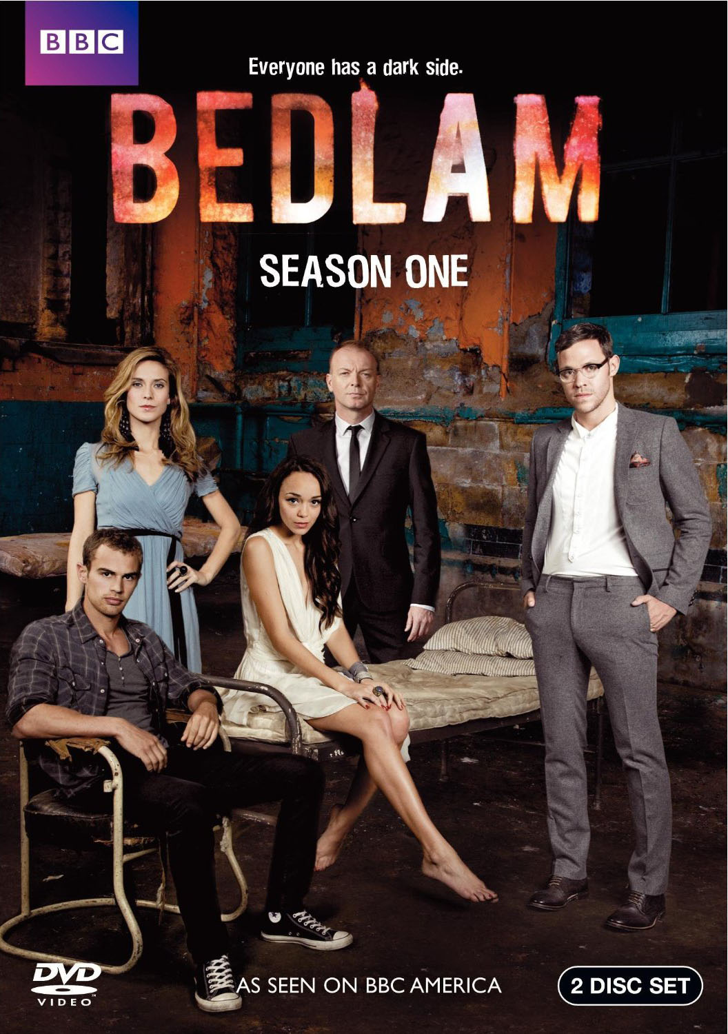 Watch Movie Bedlam - Season 1