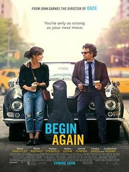Watch Movie Begin Again