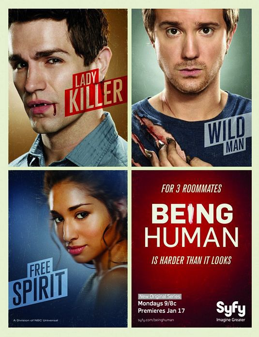 Being Human Us - Season 3