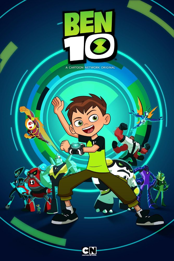 Watch Movie Ben 10 (2016) - Season 3
