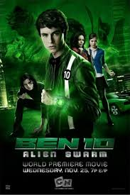 Watch Movie Ben 10: Alien Swarm