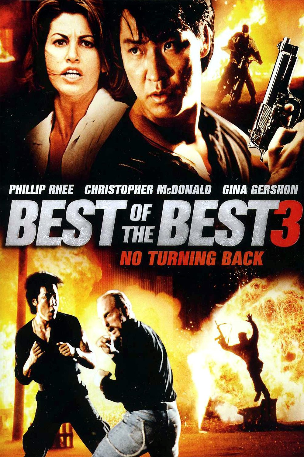 Watch Movie Best of the Best 3: No Turning Back