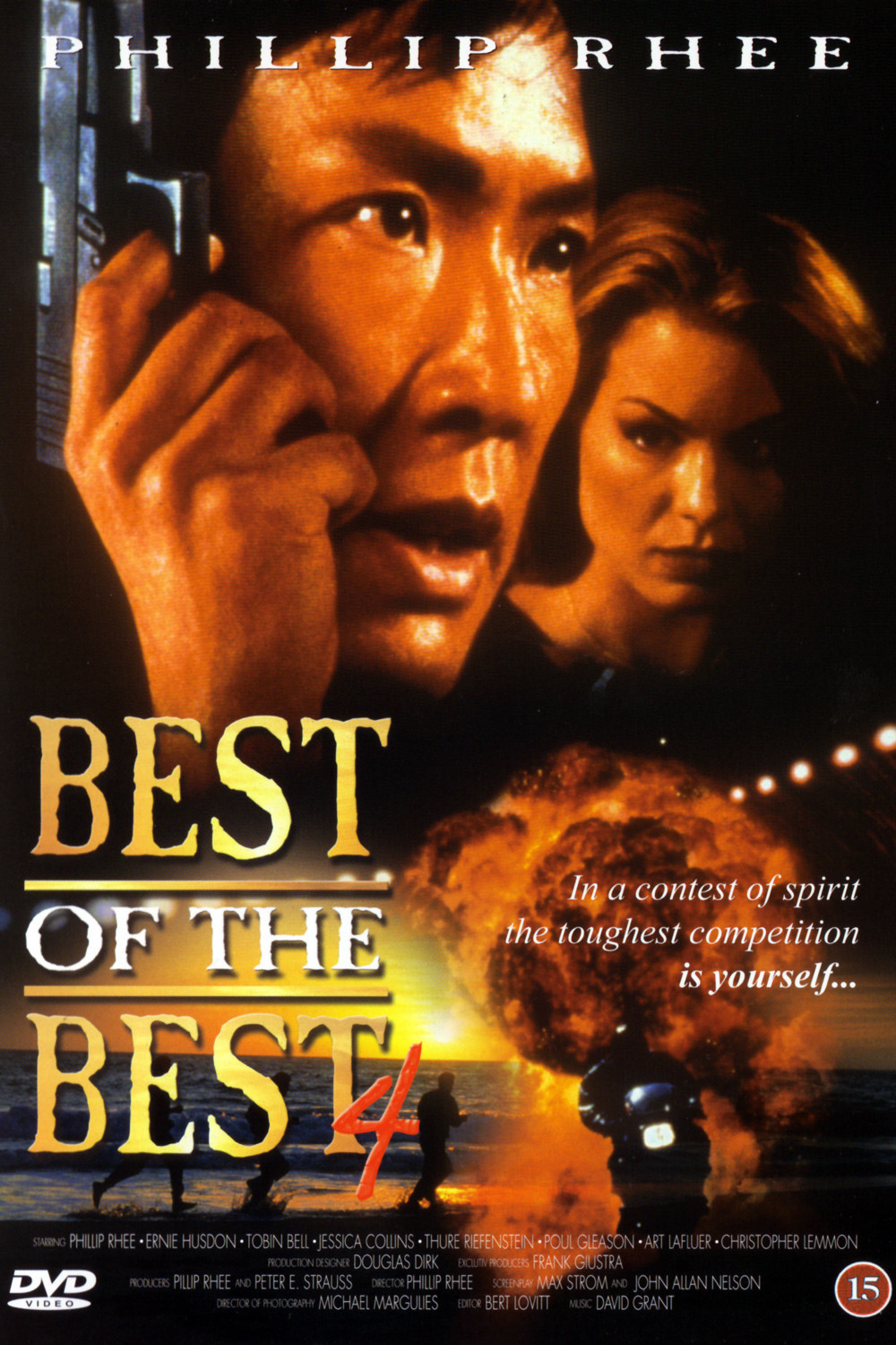 Watch Movie Best of the Best 4: Without Warning