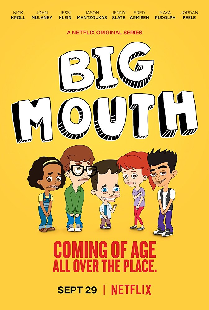 Watch Movie Big Mouth - Season 1