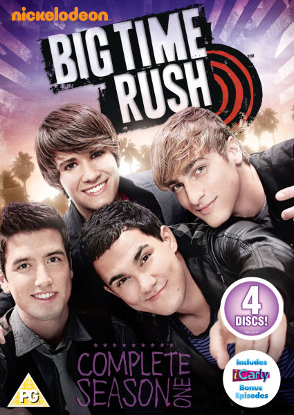 Watch Movie Big Time Rush - Season 3